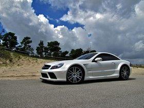 Ver foto 6 de Mercedes SL65 AMG V12 Biturbo Slack Series renntech 2010