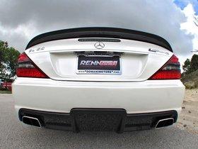 Ver foto 4 de Mercedes SL65 AMG V12 Biturbo Slack Series renntech 2010