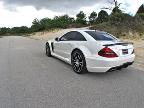 Ver foto 3 de Mercedes SL65 AMG V12 Biturbo Slack Series renntech 2010