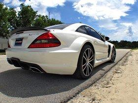 Ver foto 2 de Mercedes SL65 AMG V12 Biturbo Slack Series renntech 2010