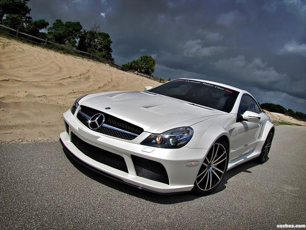 Foto 0 de Mercedes SL65 AMG V12 Biturbo Slack Series renntech 2010