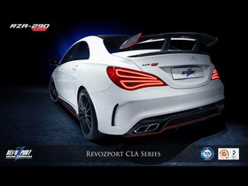 Ver foto 3 de Revozport Mercedes AMG Clase CLA 2014