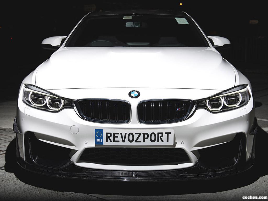 Foto 5 de Revozport BMW M4 2015