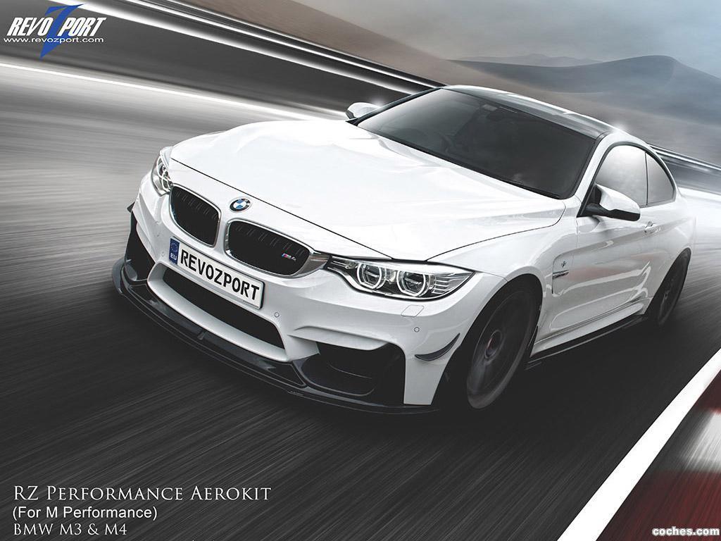 Foto 4 de Revozport BMW M4 2015