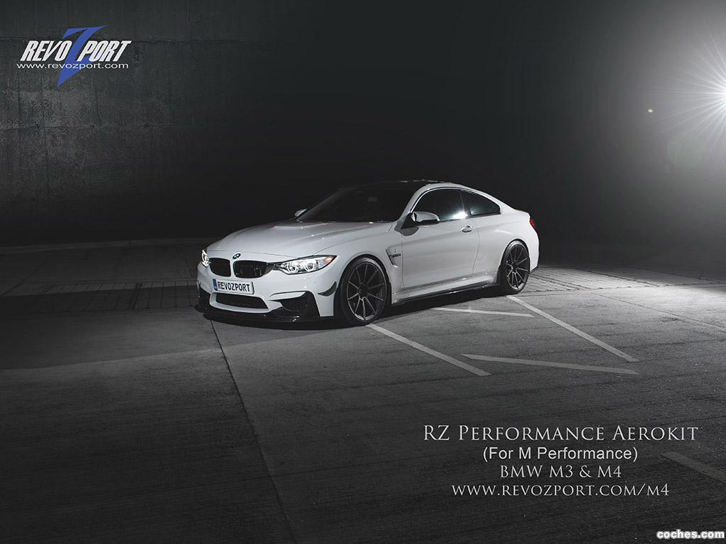 Foto 2 de Revozport BMW M4 2015