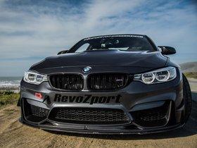 Ver foto 2 de Revozport BMW M4 Coupe F82 2015
