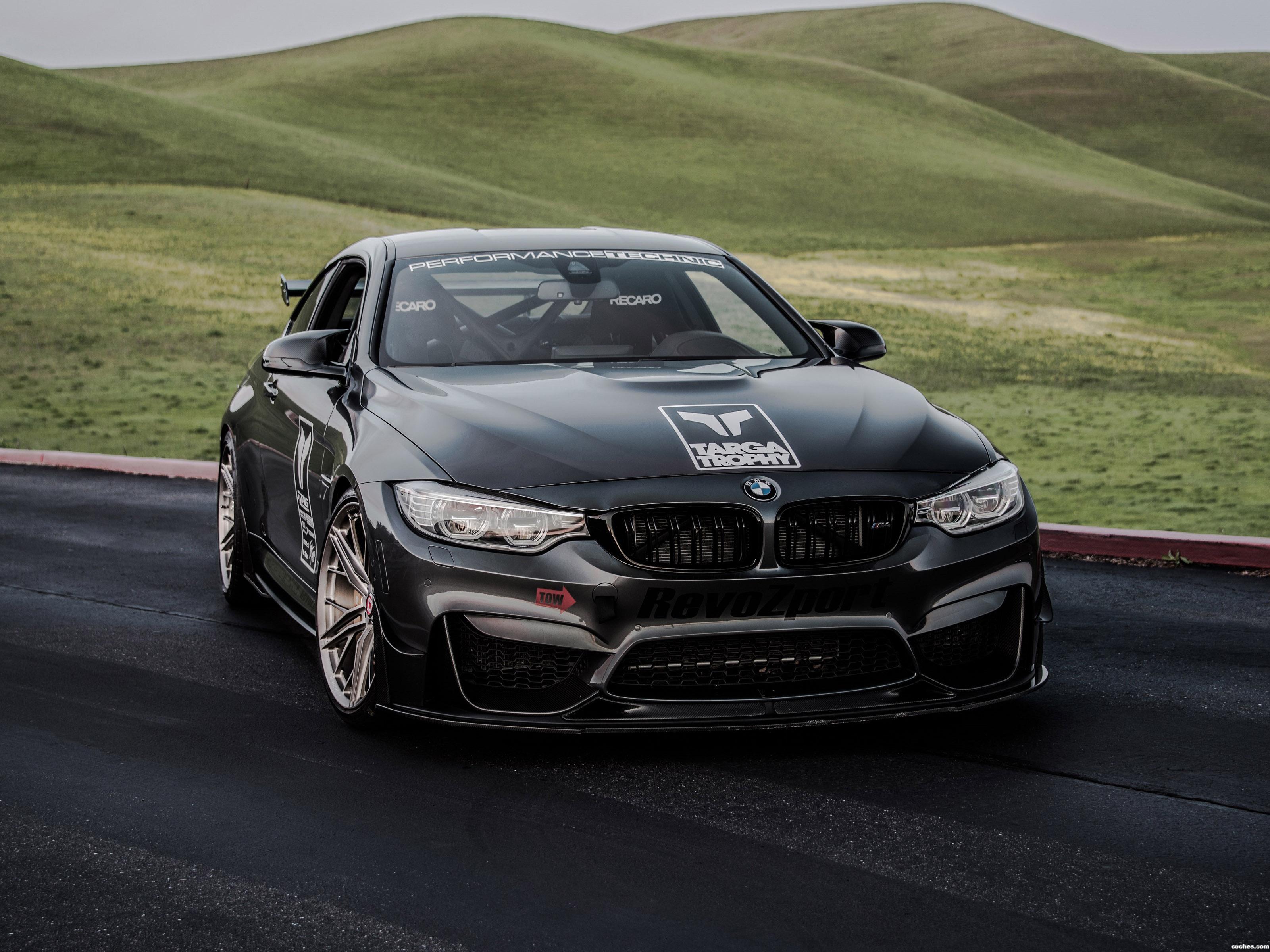 Foto 0 de Revozport BMW M4 Coupe F82 2015