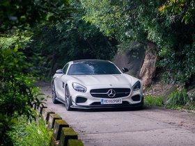 Ver foto 2 de Mercedes AMG GT GTZ 650 by RevoZport (C190)
