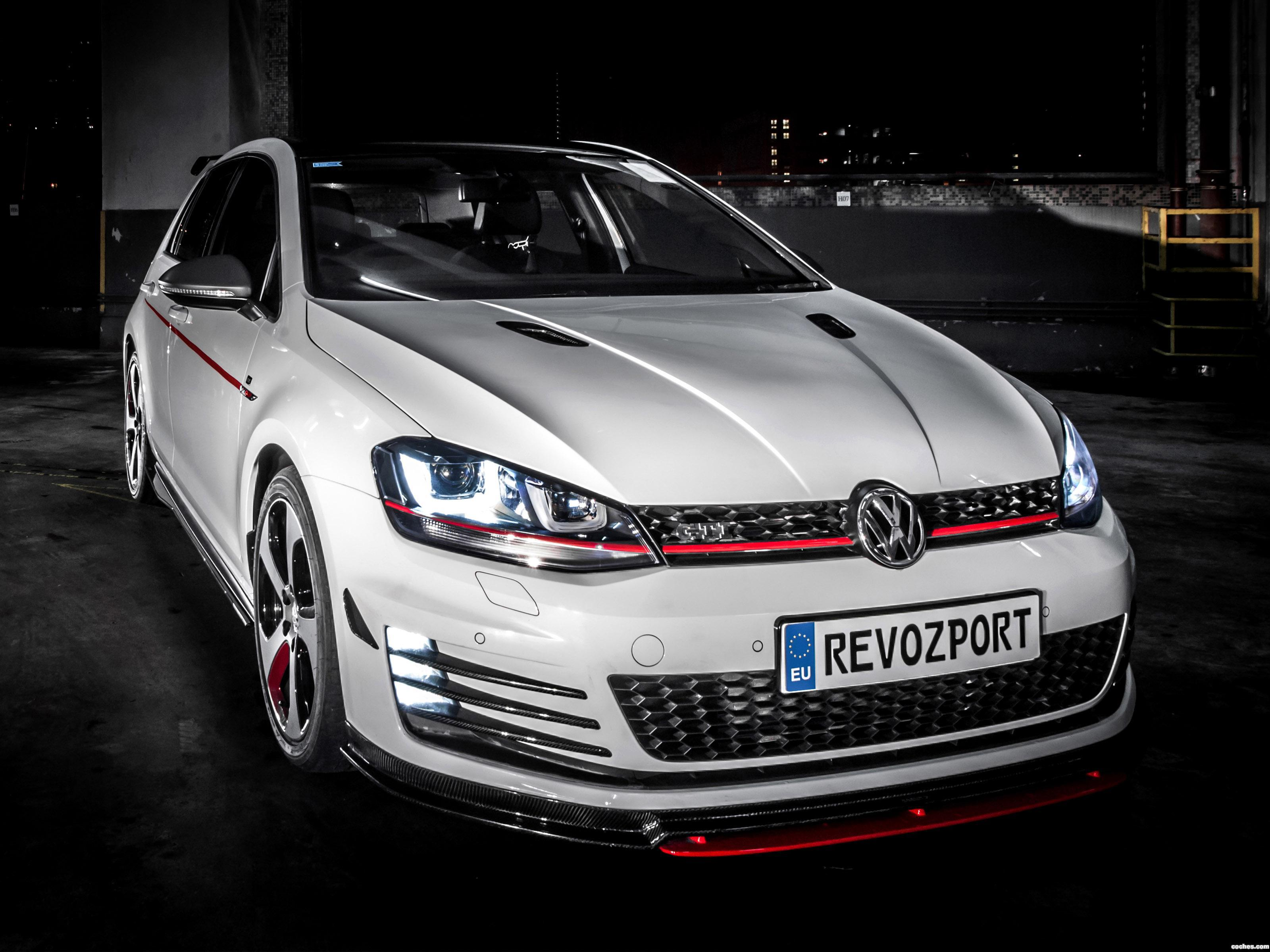 Foto 0 de Revozport Volkswagen Golf GTI Razor 7 2013