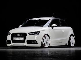 Fotos de Rieger Audi A1 2010