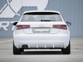 Ver foto 2 de Rieger Audi A3 2012