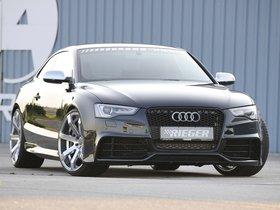 Fotos de Rieger Audi A5 Coupe 2012