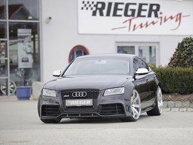 Ver foto 7 de Audi Rieger A5 Sportback 2014