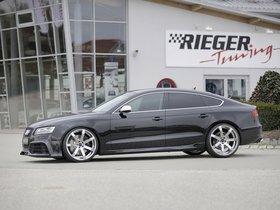 Ver foto 5 de Audi Rieger A5 Sportback 2014
