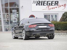 Ver foto 4 de Audi Rieger A5 Sportback 2014