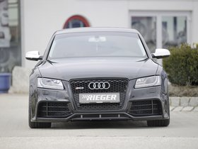 Ver foto 1 de Audi Rieger A5 Sportback 2014