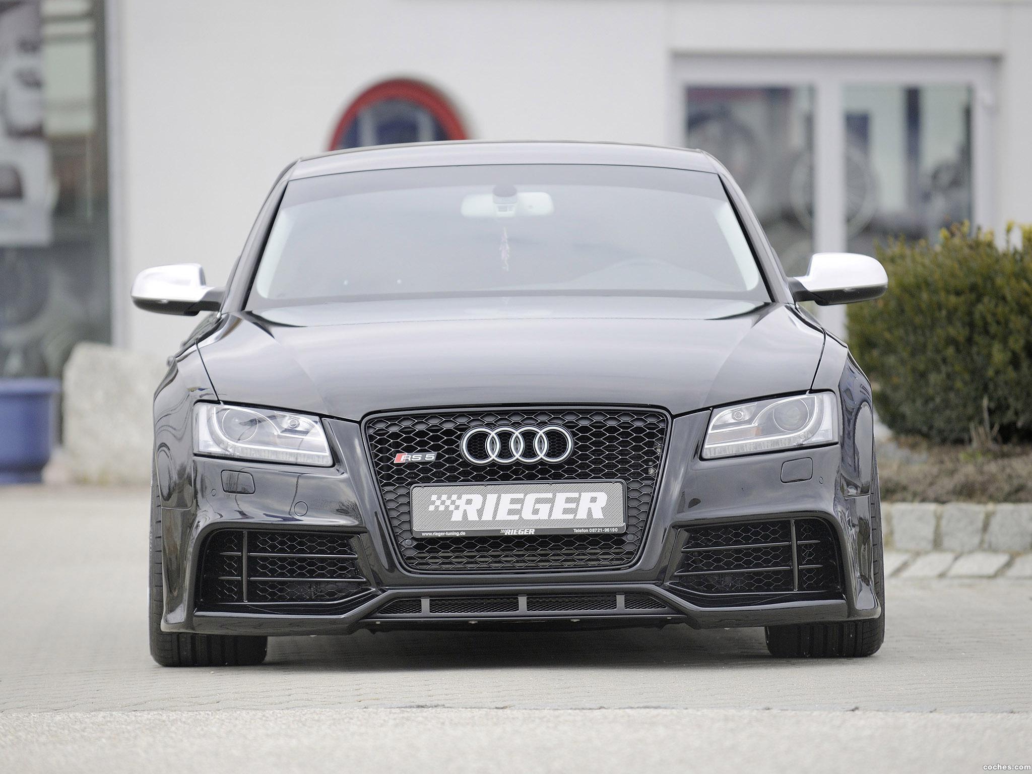 Foto 0 de Audi Rieger A5 Sportback 2014