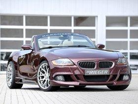 Ver foto 1 de BMW rieger Z4 Coupe E89 2010