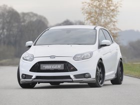 Fotos de Rieger Ford Focus ST 2010