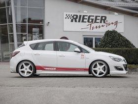 Ver foto 6 de Rieger Opel Astra 5 puertas 2014