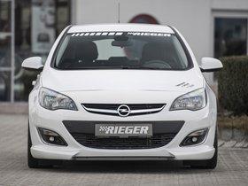 Ver foto 5 de Rieger Opel Astra 5 puertas 2014
