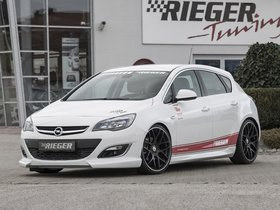 Ver foto 3 de Rieger Opel Astra 5 puertas 2014