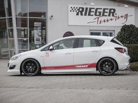 Ver foto 2 de Rieger Opel Astra 5 puertas 2014
