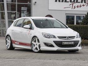 Ver foto 1 de Rieger Opel Astra 5 puertas 2014