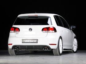 Ver foto 2 de Volkswagen rieger Golf GTI 5 door 2009