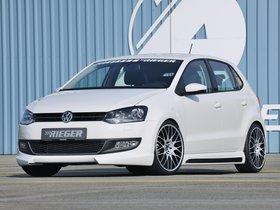 Fotos de Rieger Volkswagen Polo 5 puertas 2010