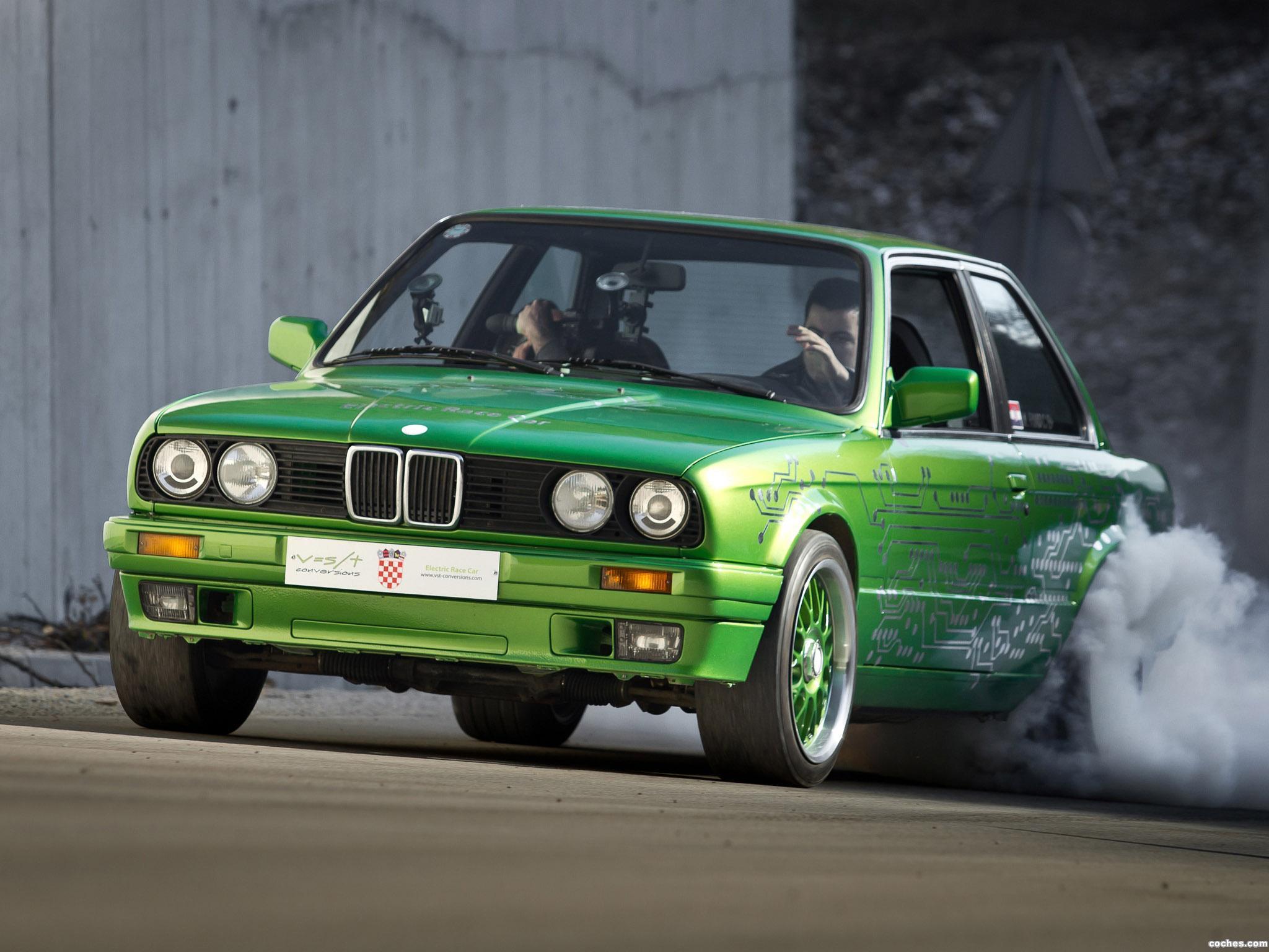 Foto 0 de Rimac BMW e-M3 E30 2012