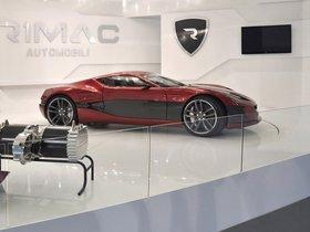 Ver foto 2 de Rimac Concept One 2011