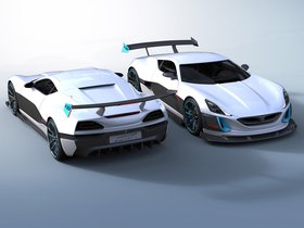 Ver foto 3 de Rimac Concept S  2016