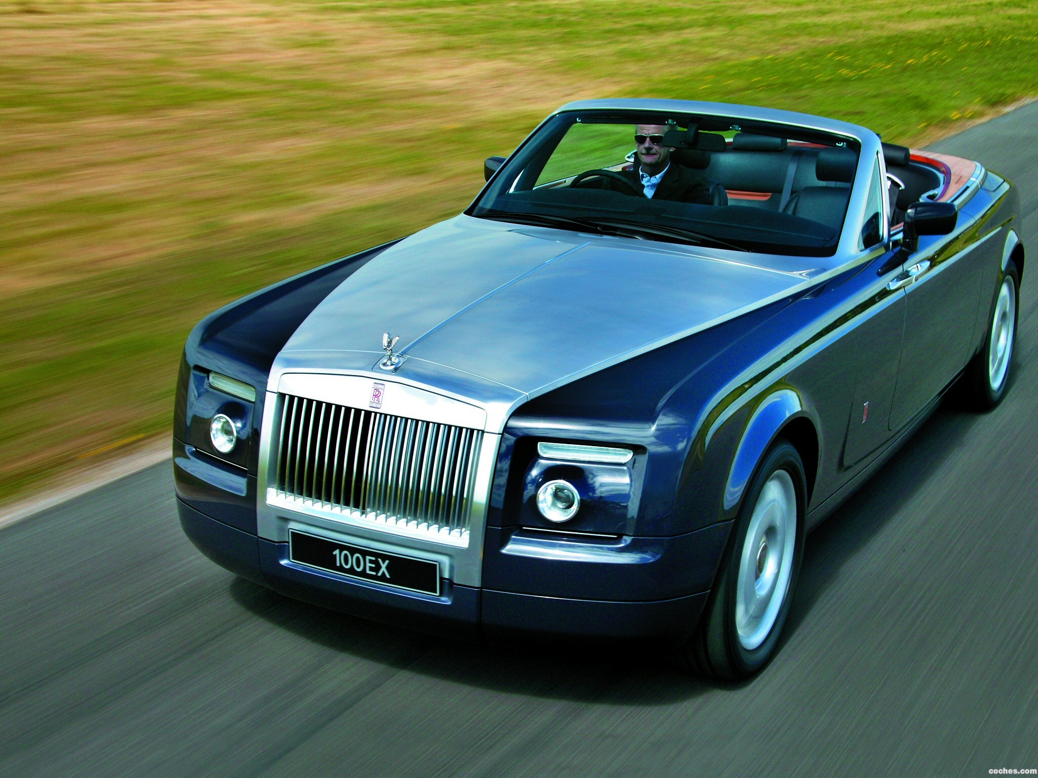 Foto 0 de Rolls Royce 100 EX Centenary Concept 2004