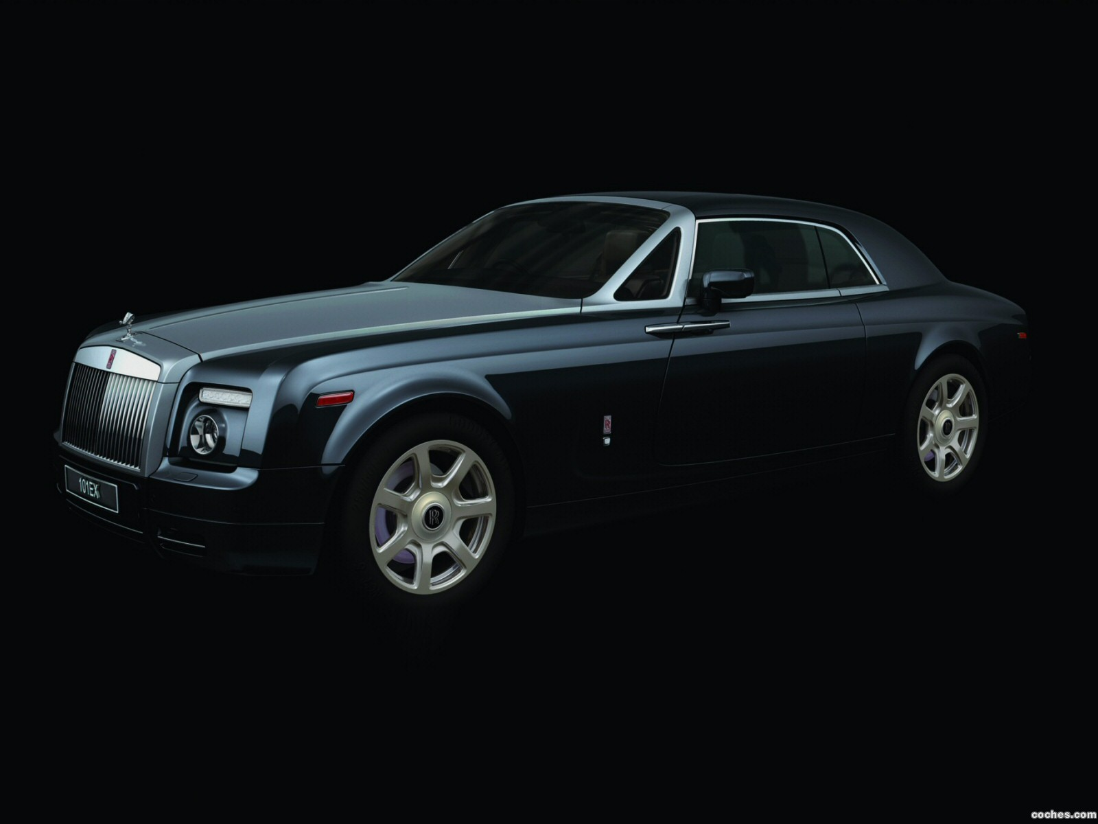 Foto 0 de Rolls Royce 101 EX Concept 2006