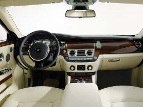 Ver foto 12 de Rolls Royce 200 EX Concept 2009