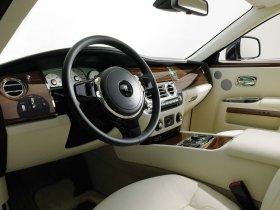 Ver foto 11 de Rolls Royce 200 EX Concept 2009
