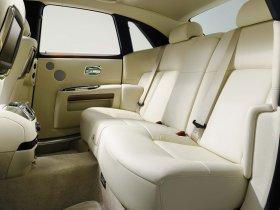Ver foto 10 de Rolls Royce 200 EX Concept 2009