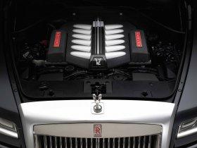 Ver foto 9 de Rolls Royce 200 EX Concept 2009