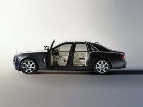 Ver foto 6 de Rolls Royce 200 EX Concept 2009