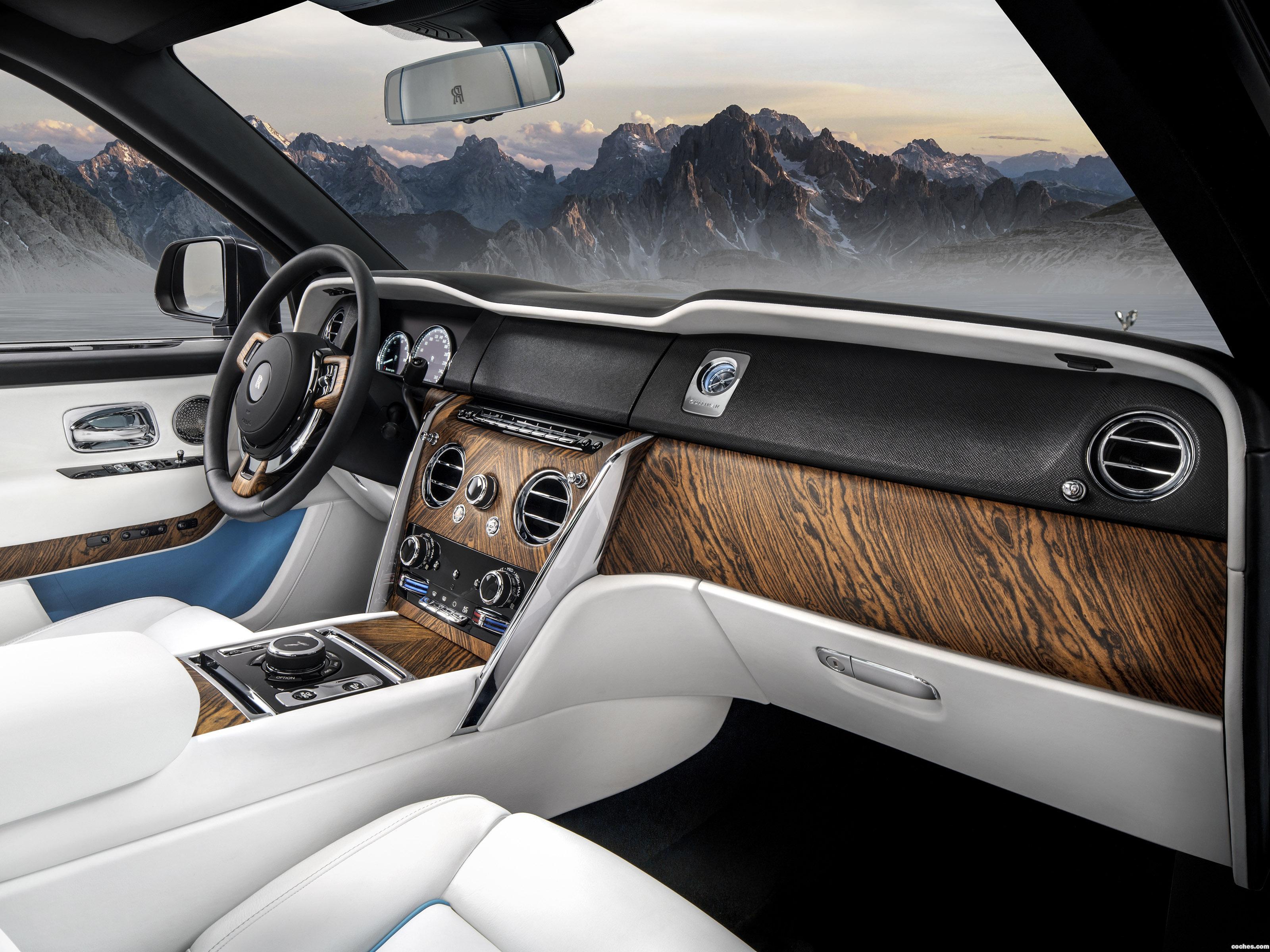 Foto 21 de Rolls Royce Cullinan  2018