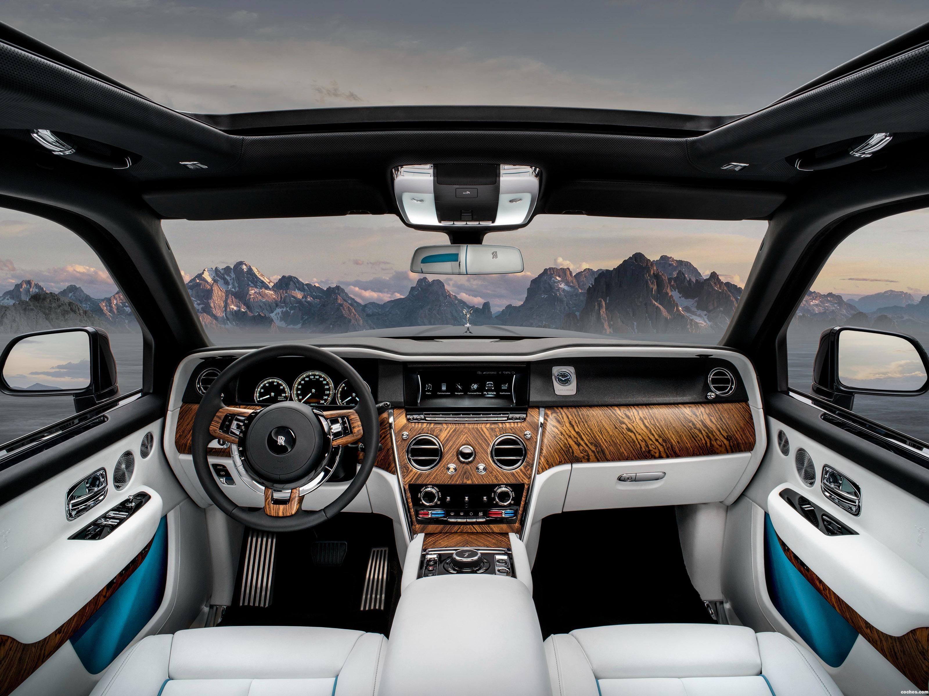 Foto 20 de Rolls Royce Cullinan  2018