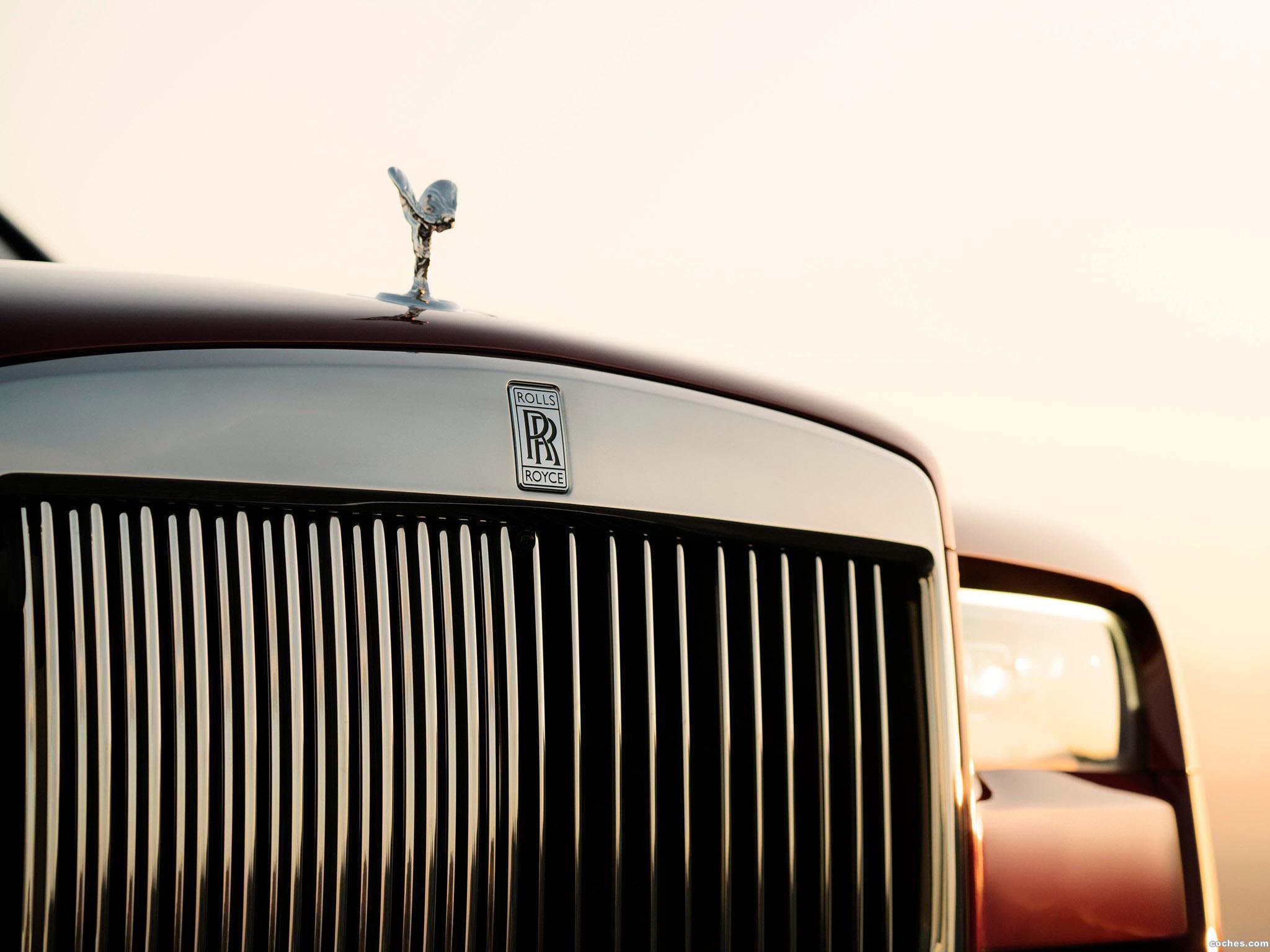 Foto 14 de Rolls Royce Cullinan  2018