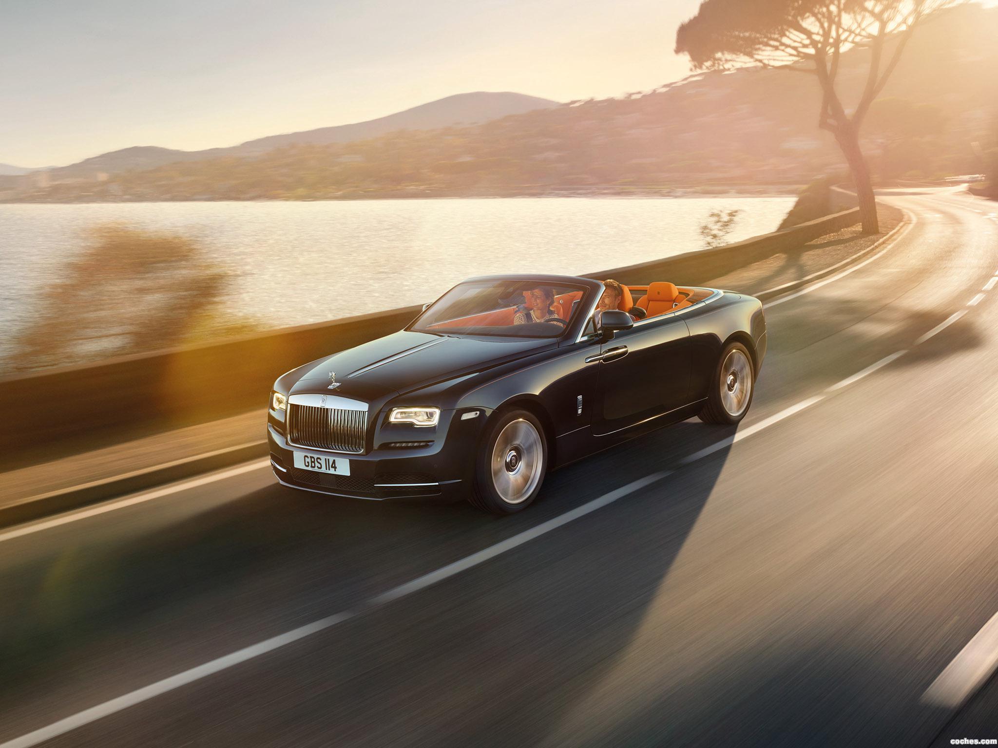 Foto 0 de Rolls Royce Dawn 2016