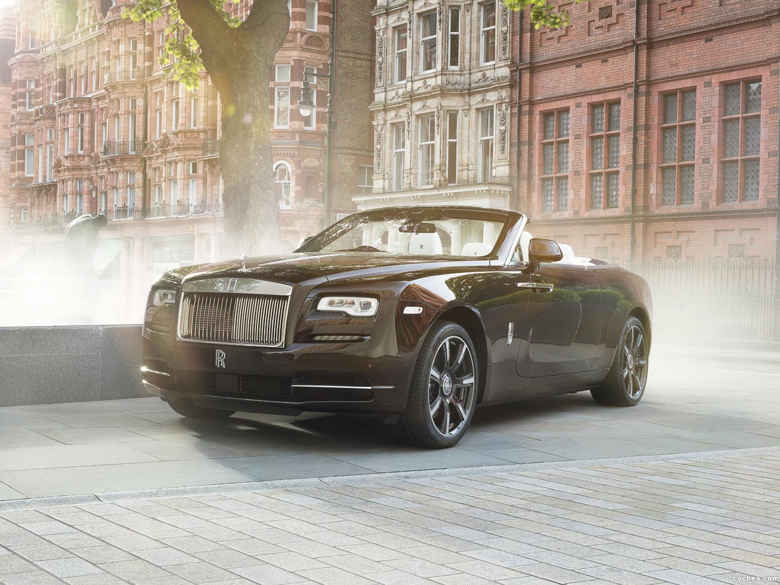 Foto 0 de Rolls Royce Dawn Mayfair 2017
