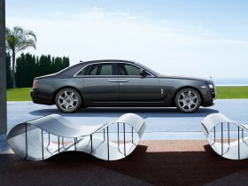 Ver foto 9 de Rolls-Royce Ghost 2010