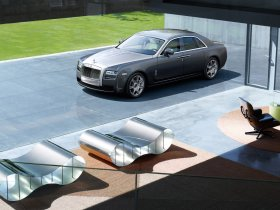 Ver foto 7 de Rolls-Royce Ghost 2010
