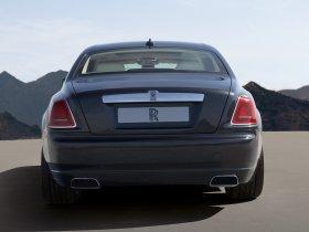 Ver foto 4 de Rolls-Royce Ghost 2010