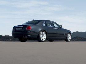 Ver foto 3 de Rolls-Royce Ghost 2010