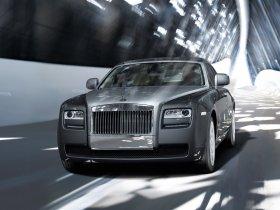 Ver foto 1 de Rolls-Royce Ghost 2010